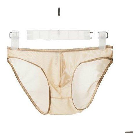 Ropa Interior De Hombre Semi Trasparente Bikini De Hombre