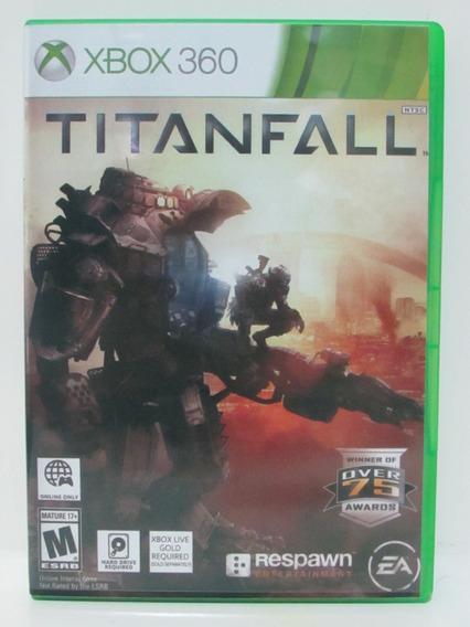 Titanfall - Game Xbox 360 Mídia Física Original Americano