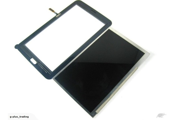 Kit Lcd Tablet T110 T111 T113 + Tela Touch T110 T11 T113