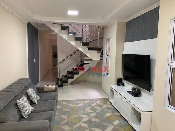 Sobrado Com 3 Dormitórios À Venda, 170 M² Por R$ 829.990 - Vila Augusta - Guarulhos/sp - So0062