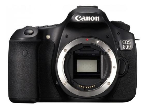 Desapego! Corpo Canon 60d Perfeita!