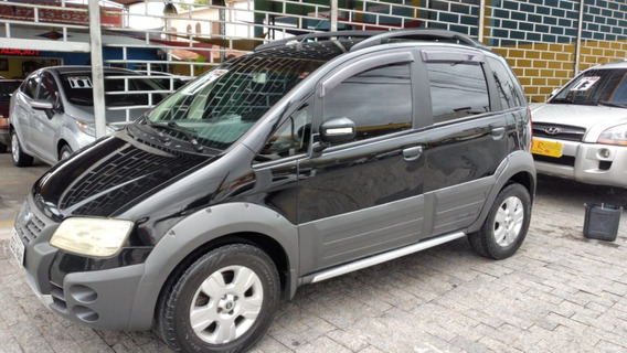 Fiat Idea Adventure 1.8 Flex 2006/2007 Mecanica Preta