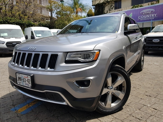 Jeep Grand Cherokee 3.6 Limited Lujo 4x2 Mt 2015