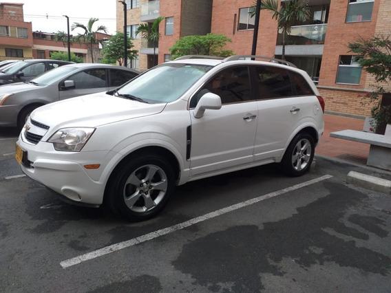Chevrolet Captiva 3.0 2014