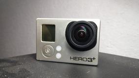Gopro Hero 3+ Black Edition - 4k Action Camera