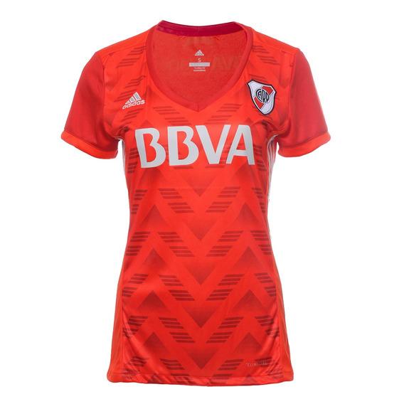 Camiseta adidas River Plate Suplente 17/18 Mujer Mujer