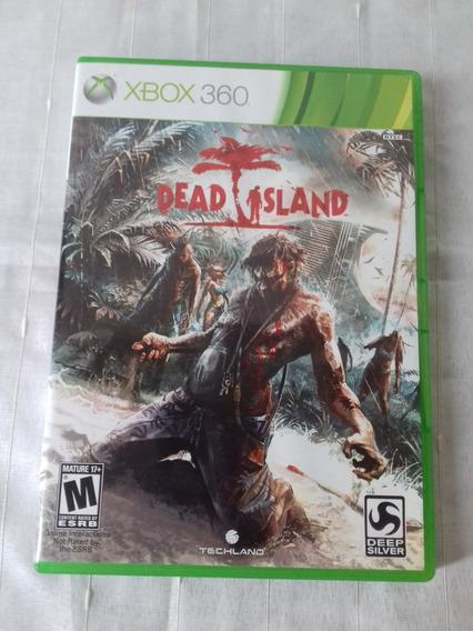 Jogo Dead Island - Xbox 360 - Original - Mídia Física!