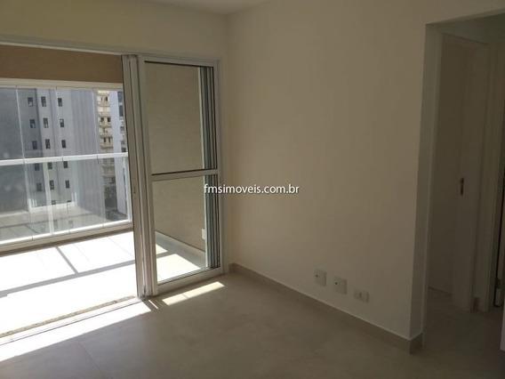 Apartamento Para Para Alugar Com 1 Quarto 1 Sala 35 M2 No Bairro Campo Belo, São Paulo - Sp - Ap2835lc