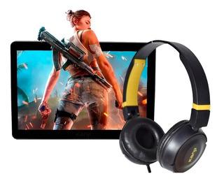 Tablet Gamer Quad Core 2gb 32gb 3g + Funda + Auriculares