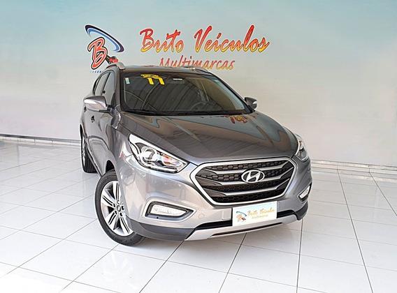 Hyundai Ix35 2.0 Mpfi Gls 16v Flex 4p Automático 2017