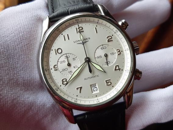 Relógio Longines Master Collection Cronógrafo Automático