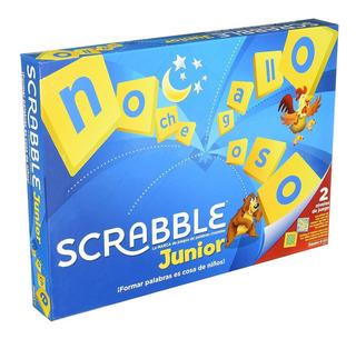 Scrabble Junior Nuevo Sellado Original Envio Gratis