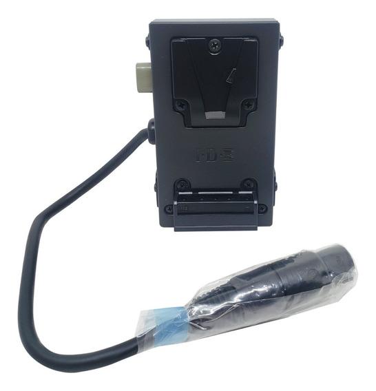 Adaptador De Bateria Idx Endura Para Camera Vídeo Sd-1e