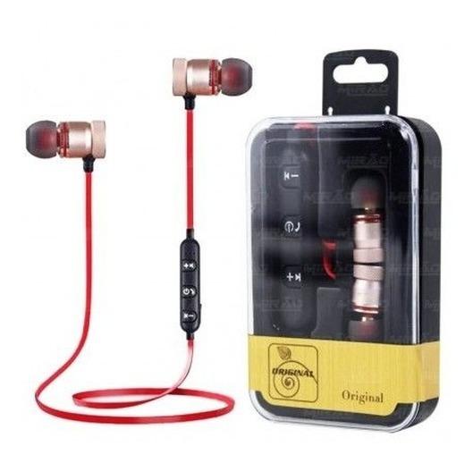 Fone Bluetooth Auricular Esportivo Musica E Atender Ligações