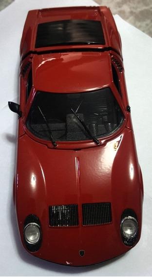 Lamborghini Miura Escala 1/18 Burago