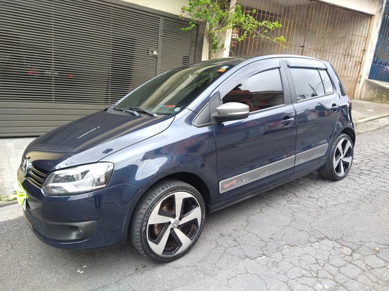 Volkswagen Fox 2012 1.6 Vht Rock In Rio Total Flex 5p