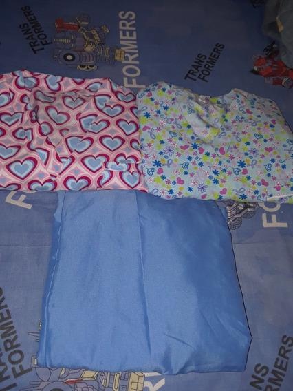 Uniforme Para Auxiliar De Preescolar O Enfermería Talla S