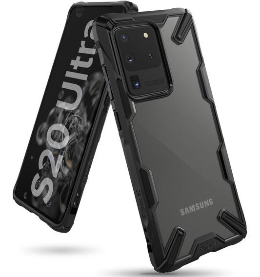 Estuche Forro 100% Original Ringke Fusion X Samsung Galaxy