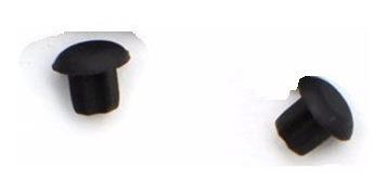 04 Plugs Tampa Audio 3.5mm P2 Protetor Anti Poeira Celular