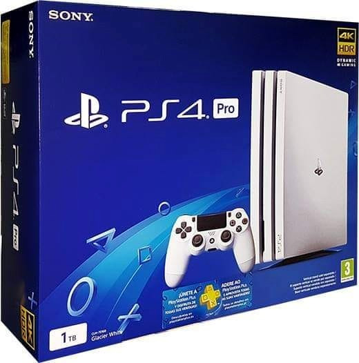 Playstation 4 Ps4 Pro 1tbs En Ofertas