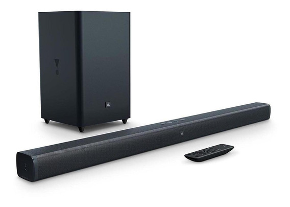 Soundbar Jbl Bar 2.1, 100w E Bluetooth Bivolt