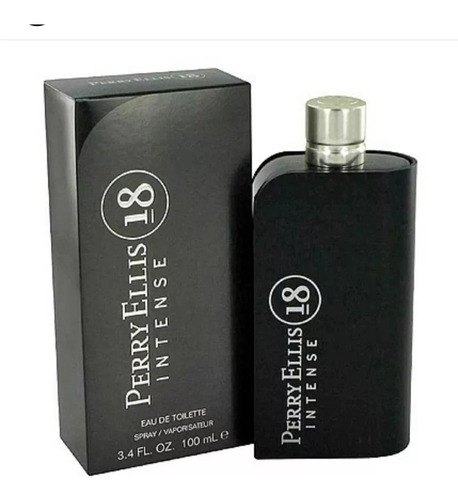Perfume Caballero Perry 18 Intense 100 Ml 100 %original