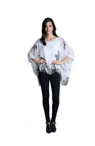 abd8754c323 Blusas Seda Negra - Ropa, Bolsas y Calzado en Mercado Libre México