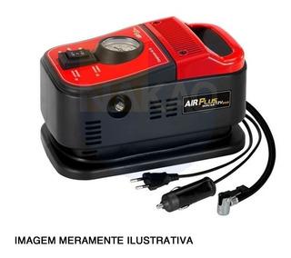 Compressor Portátil Para Encher Pneus 12v/220v Duo Schulz