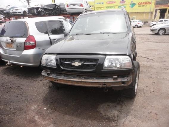 Peças Chevrolet Tracker 2.0 16v 4x4 128 Cv Mpfi 2008 Motor