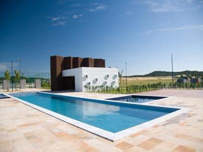 Terreno No Condomínio Flora Boulevard, 450m² Acompanha Projeto Arquitetônico - Te00038 - 32217033