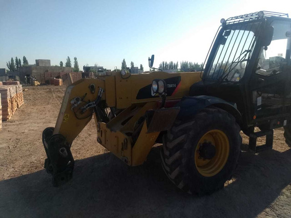Manipulador Caterpillar Th 414 2.012
