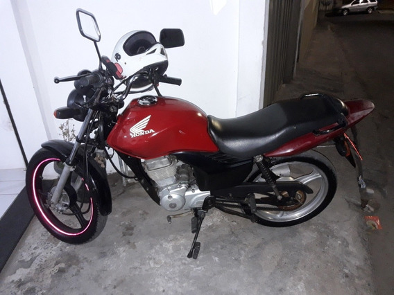 Honda Cg Fan 125 Es