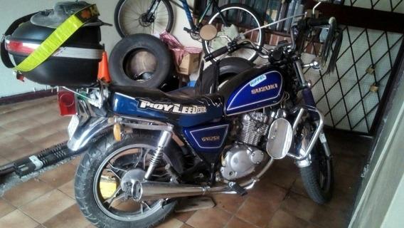Vendo Suzuki Gn 125h