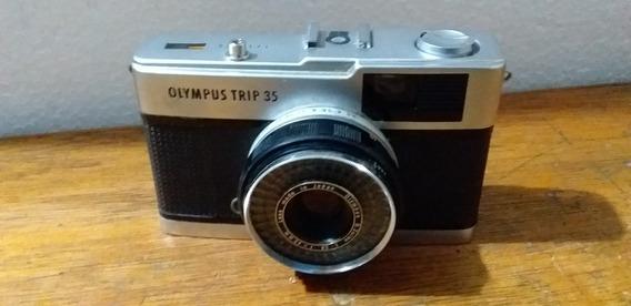 Camera Olympus Trip 35 Analogica Antiga