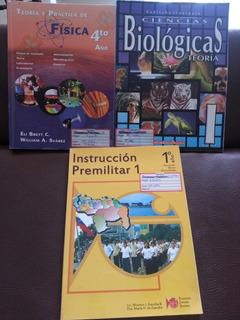 Libros De 4to Y 5to Año