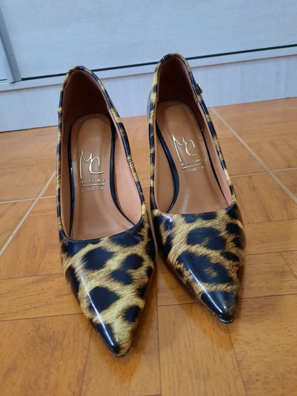 Stilettos Animal Print