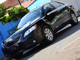 Toyota Camry 3.5 V6 - Teto Solar - Pneus Novos - 2009
