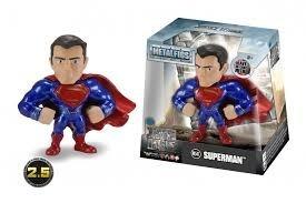 Superman Liga Justicia Metalfigs Jada Metalico Dc Collectoys