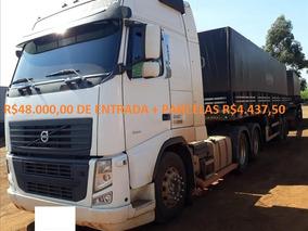 Volvo Fh 540 6x4 2015 + Rodotrem Graneleira