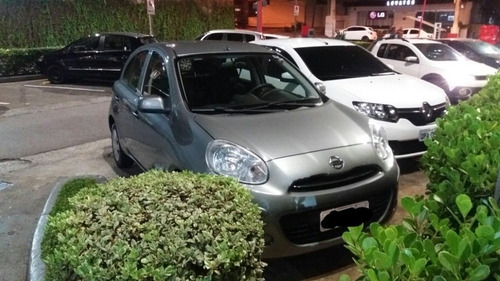 Nissan March 2013 1.0 S 5p