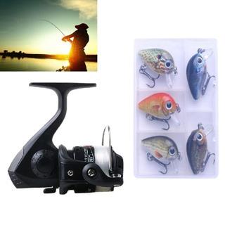 Para Deporte Pesca Carrete Hengjia Setjl200 Fishing Ppny