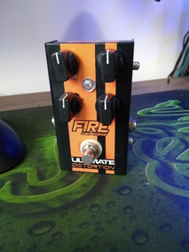 Pedal Distorção Ultimate Distortion Fire