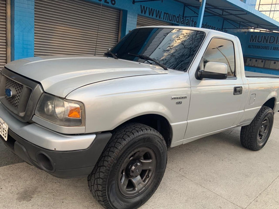 Ford Ranger Cabine Simples Xls Sport 4x2 Manual +kit Gás