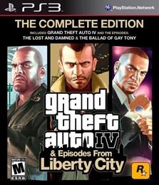 Gta 4 Episodes From Liberty City - Ps3 - Mídia Fisica