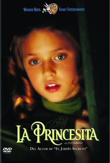 La Princesita A Little Princess Alfonso Cuaron Pelicula Dvd