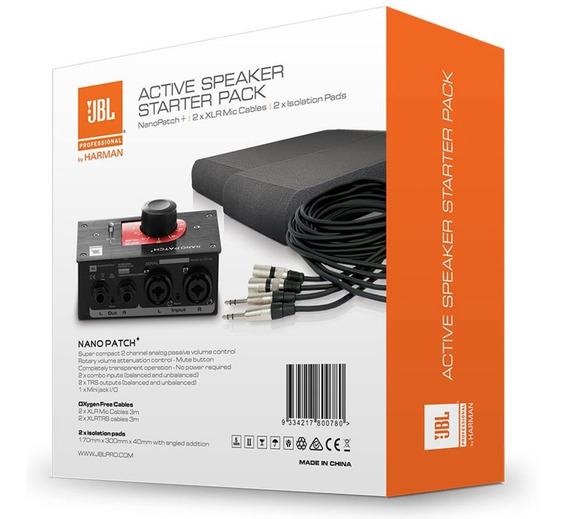 Control De Volúmen Jbl Active Speaker Starter Pack.