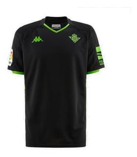 Camisa Betis 19/20 2º Unif. - Pronta Entrega