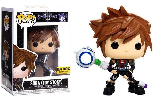 Funko Pop! Disney Kingdom Hearts Iii Vinyl Figure Sora #493