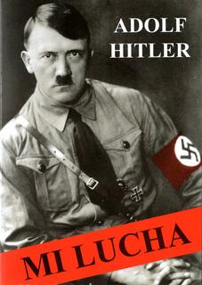 Mi Lucha (en Papel); Adolf Hitle. Envío Gratis 25 Días