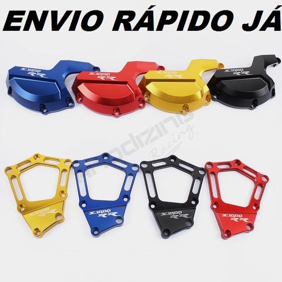 Veja O Vídeo Slider Protetor De Motor Bmw S1000rr S1000r Hp4